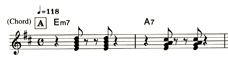 Rhythmchord